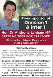 Hon. Dr. Anthony Lynham